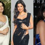 14 Awesome Pics of katrina kaif in saree