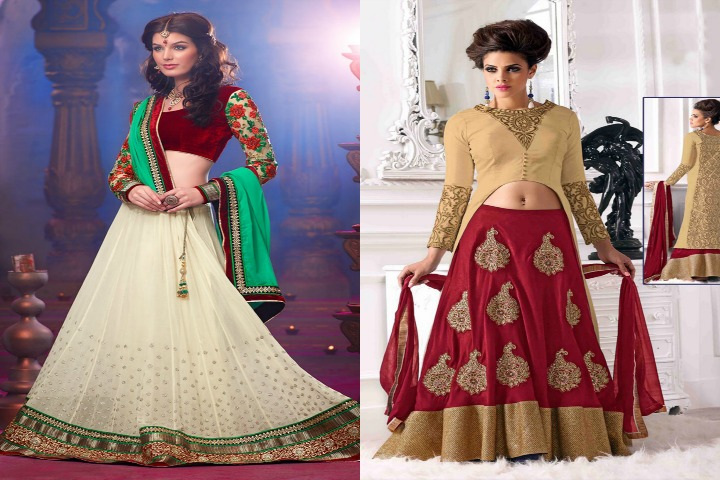 20 latest lehenga choli designs for teenagers