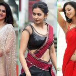 20 Beautiful Pics of Rakul Preet Singh in Saree
