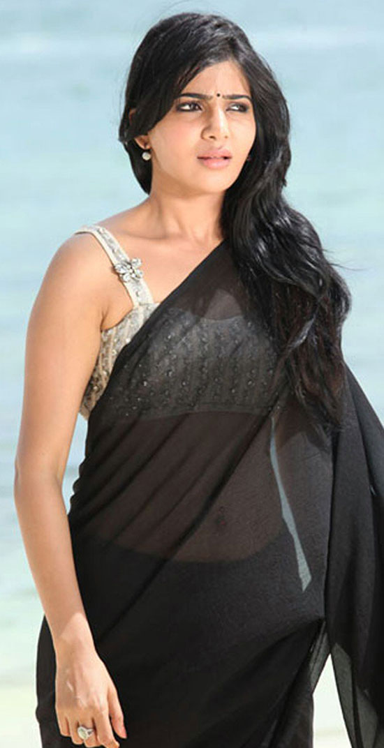 Samantha in saree