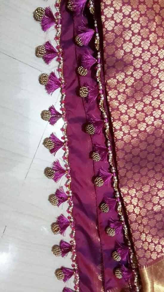 OYA Beads Embedded Kuch Work