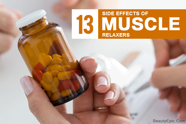 13 Serious Side Effects of Muscle Relaxers  All You Need to Know