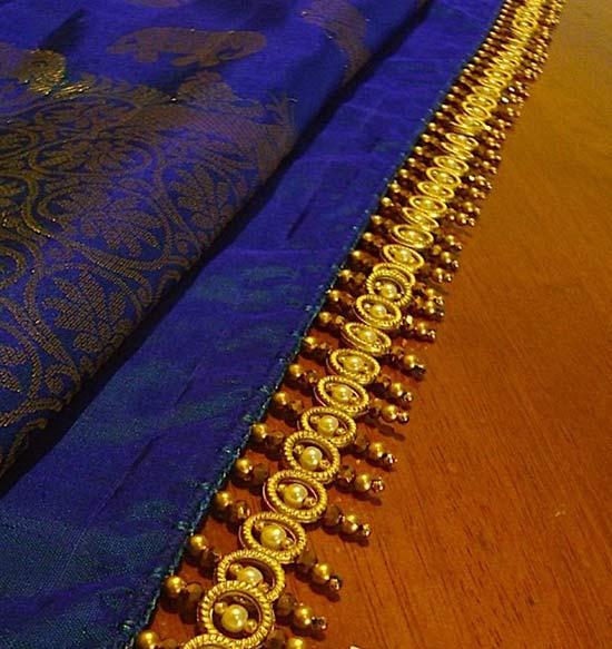 Beads Kuchu Design