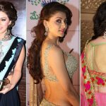 25 Awesome Pics of Party Wear Saree Blouse Designs