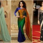 19 Awesome Images of Slim Sarees