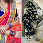 15 Best Hand Embroidery Blouse Designs