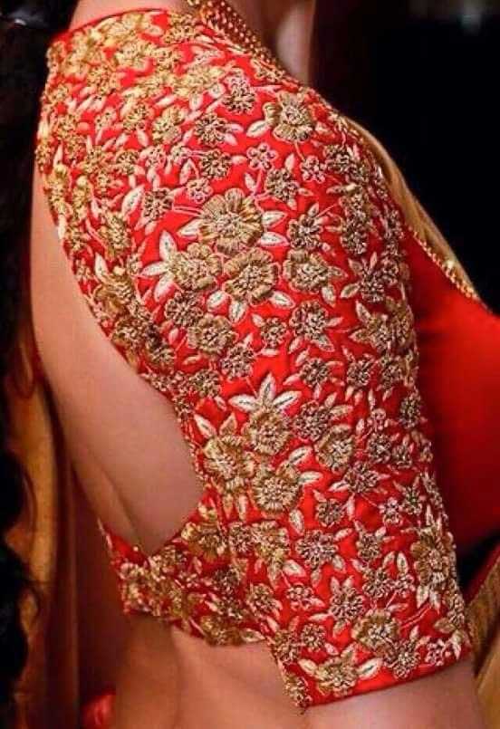 gorgeous sexy vibrant elegant blouse