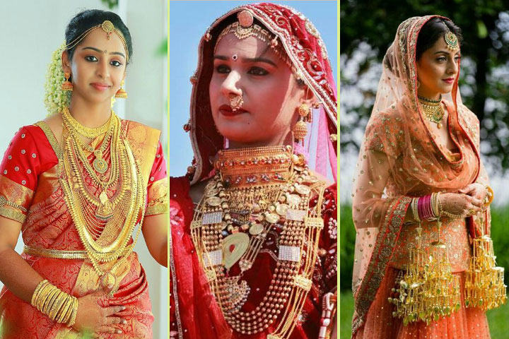 15 Beautiful Pics of Indian Wedding Saree Blouse Designs