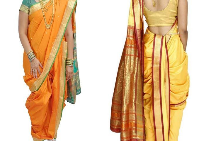 Best 20 Nauvari Sarees With Images