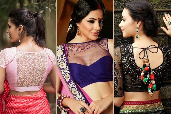 25 Latest Net Blouse Designs Catalog Buy Lehenga Choli Online