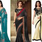 20 Awesome Pics of Saree for Farewell Party