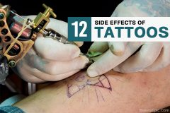 side effects of tattoo