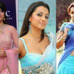 16 Amazing Pics of Trisha In Saree
