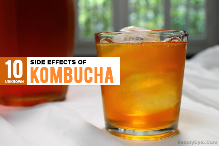 10 Serious Side Effects Of Kombucha Tea Must Know Before