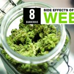 8 Dangerous Side Effects of Weed