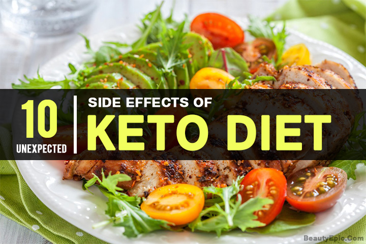 10 Unexpected Side Effects of Keto Diet