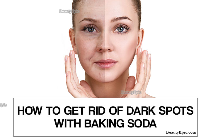 How To Use Baking Soda For Dark Spots?