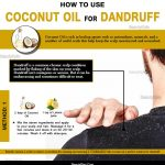 How to Remove Dandruff With Coconut Oil?