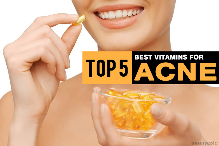 Top 5 Best Vitamins to Prevent Acne