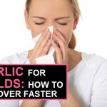 How to Recover From a Cold Fast with Garlic