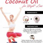 How To Lose Weight Fast with Coconut Oil