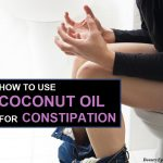 How to Use Coconut Oil for Constipation?