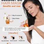 Coconut Oil Hair Mask – Its Benefits, Uses & Hair Masks