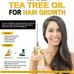 How to Use Tea Tree Oil for Hair Growth?