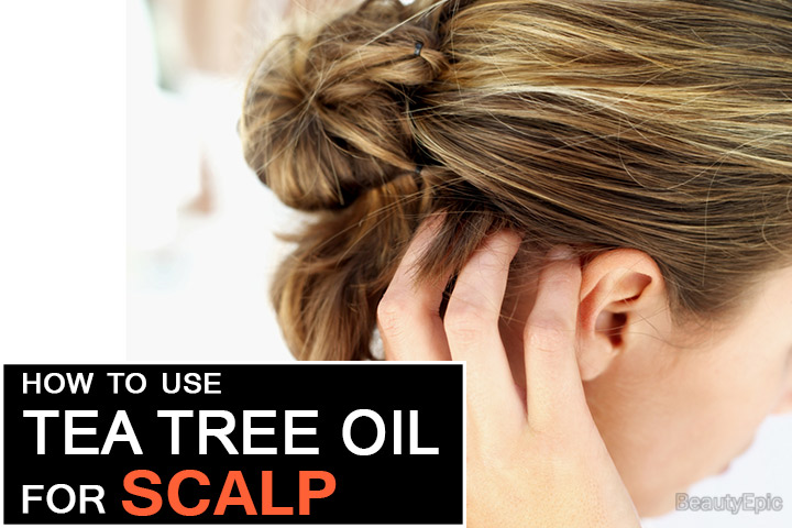 How to Use Tea Tree Oil for Scalp Problems?