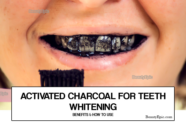 How to Use Activated Charcoal for Teeth Whitening?