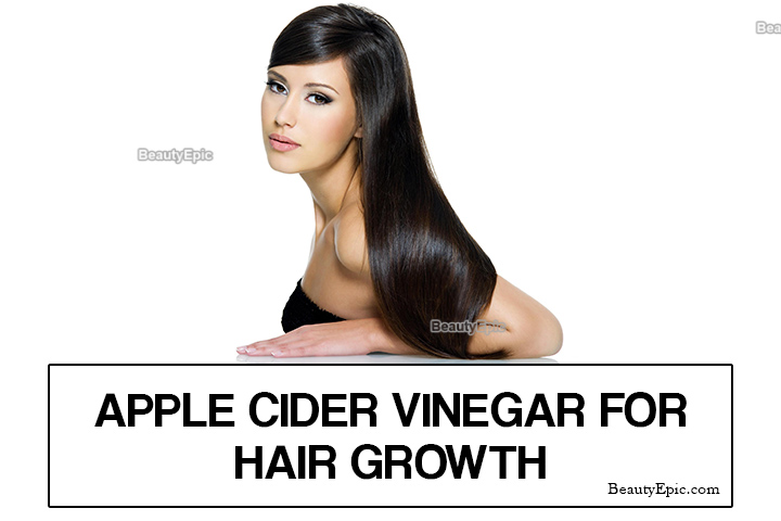 How To Use Apple Cider Vinegar for Hair Growth