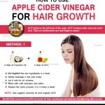 Apple Cider Vinegar for Hair Growth – How To Use It?