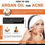 How To Use Argan oil for Acne?