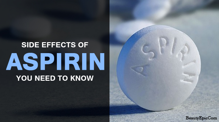 11 Dangerous Aspirin Side Effects You Need to Know