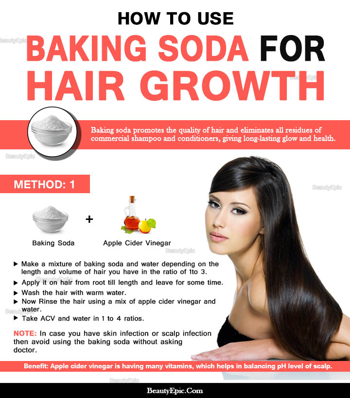 Does Baking Soda Make Your Hair Grow Faster
