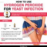 How To Treat Yeast Infection With Hydrogen Peroxide?