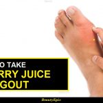 How To Take Cherry Juice For Gout