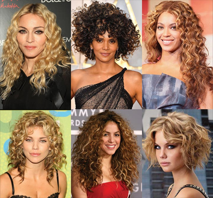 Top 23 Beautiful Hairstyles for Curly Hair to Inspire You