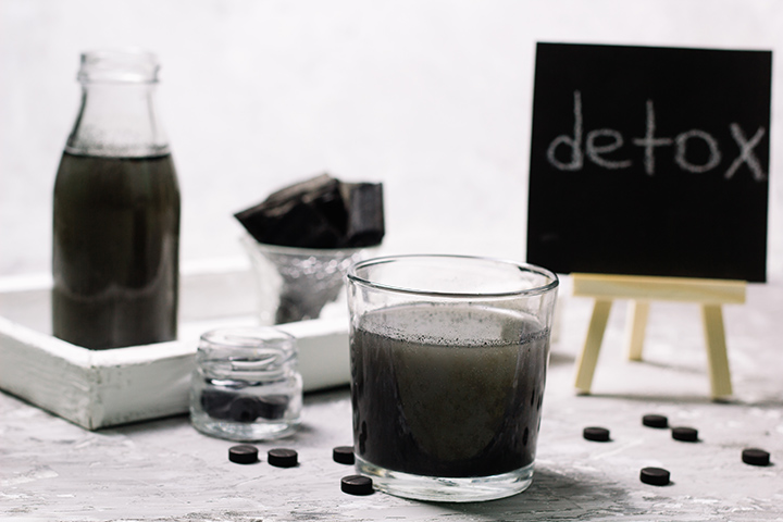 what is charcoal detox
