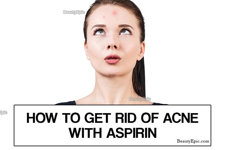How to Use Aspirin for Acne Treatment?