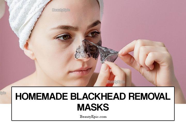 Blackhead Removal Mask: 7 DIY Recipes & Benefits