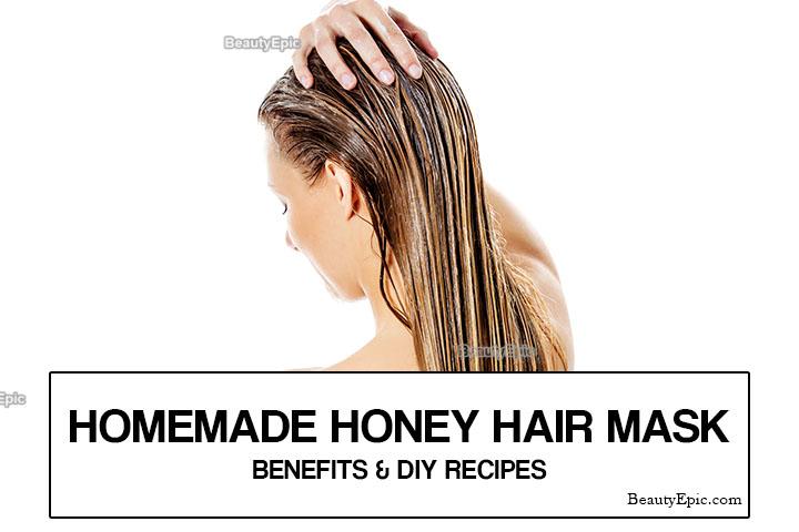 Top 8 Homemade Honey Hair Masks Recipes for Healthy Hair