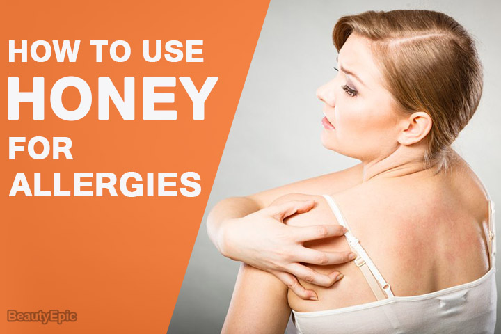 How to Take Honey for Allergies?