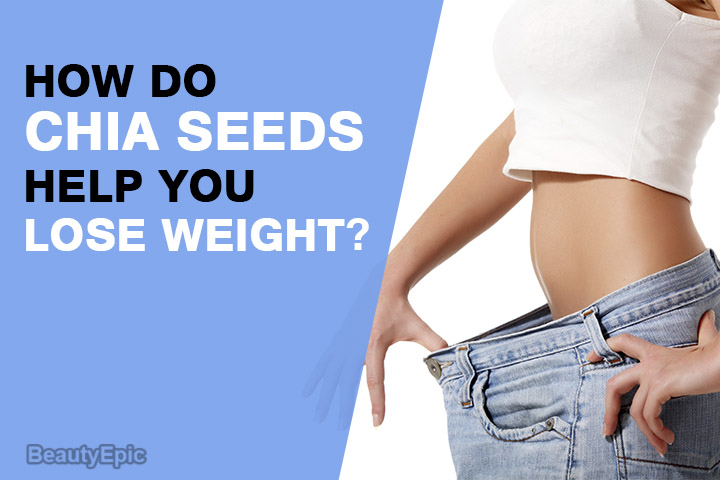 How Do Chia Seeds Help you Lose Weight?