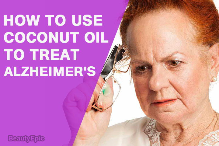 How to Use Coconut oil for Alzheimer's?