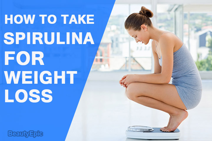 How to Lose Weight With Spirulina