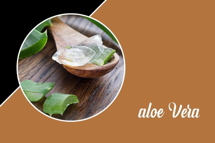 Aloe Vera for Eyelashes