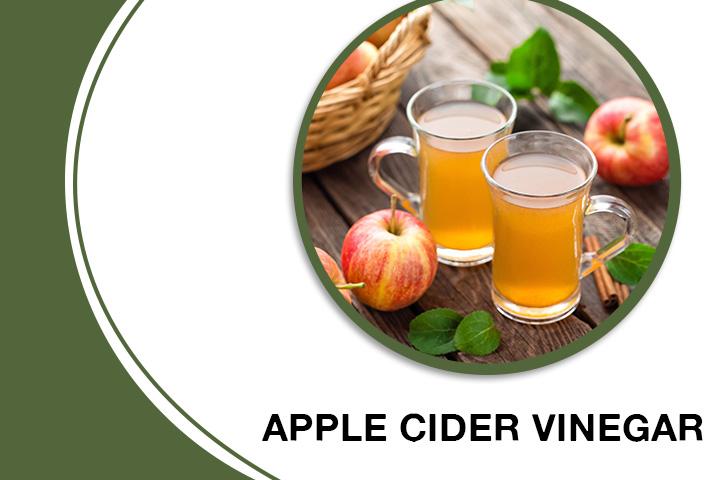 Apple Cider Vinegar for Thick Hair