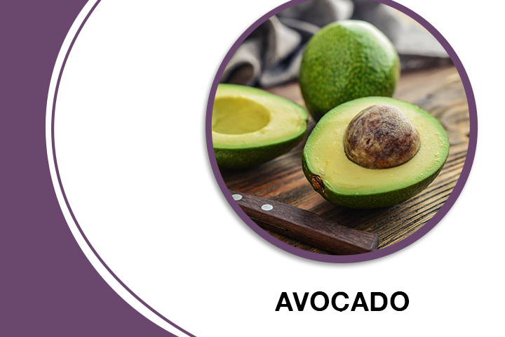 Avocado for Thick Hair