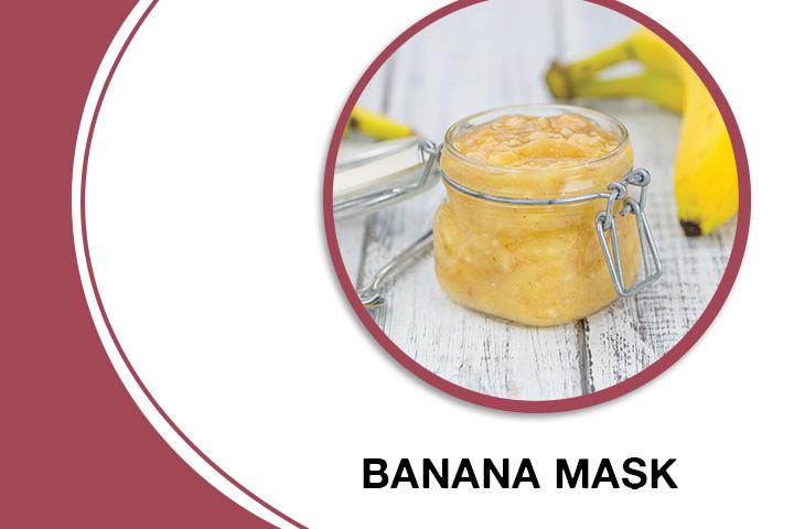 Banana Mask for Thick Hair